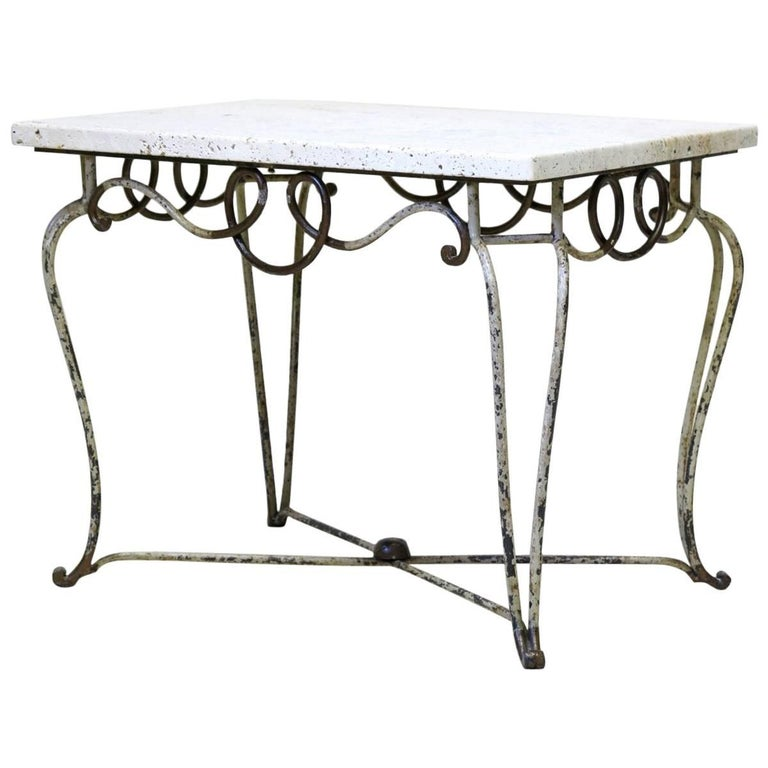French, 1940s Coffee Table