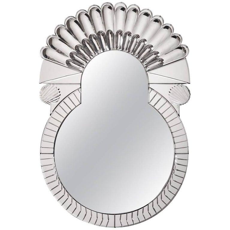 Scena Rotonda Wall Mirror For Sale