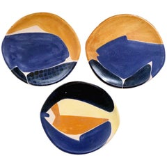 Mado Jolain, Decorative Ceramic Dishes
