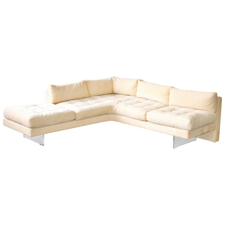 Vladimir Kagan Omnibus Sofa For Sale at 1stdibs