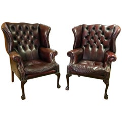 Antique And Vintage Wingback Chairs 958 For Sale At 1stdibs
