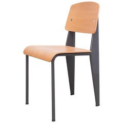 Jean Prouve Limited Edition Standard Chair by G-Star for Vitra