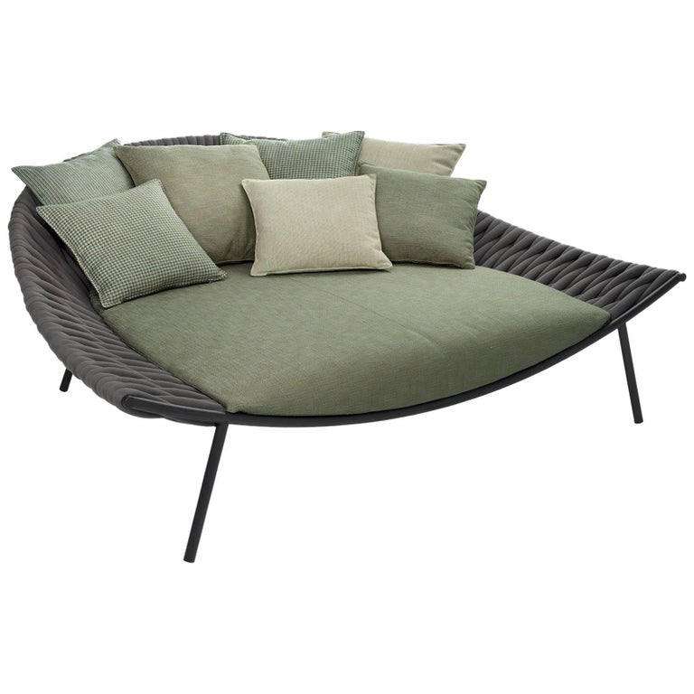Roda Arena Daybed Designed by Gordon Guillaumier For Sale
