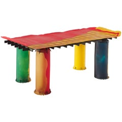 Gaetano Pesce for Zerodesigno 'Nobody's Perfect' Dining Table