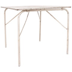 Mathieu Matégot Folding Table, circa 1950
