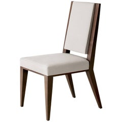 Contemporary Largo Chair, Custom and Made to Order by Dmitriy & Co
