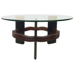 Osvaldo Borsani Coffee Table, circa 1940, Italy
