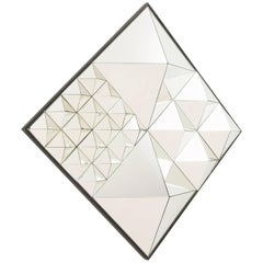 "Verner Panton ""Diamond Pyramid"" Mirror, Model No. 570039"
