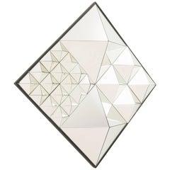 "Verner Panton ""Diamond Pyramid"" Mirror, Model No. 570039"