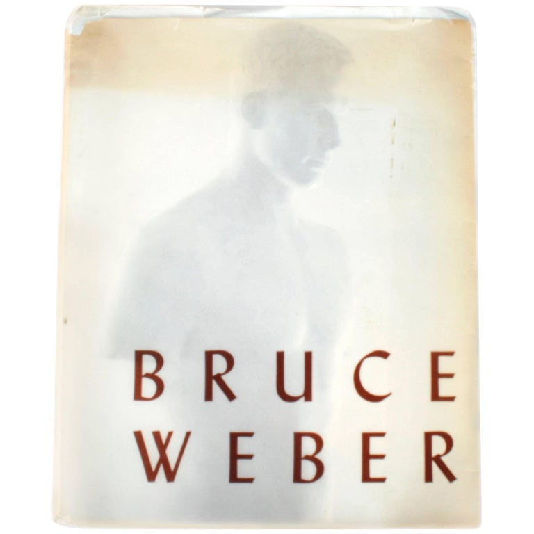 Bruce Weber, First Edition Pre-Publication