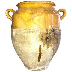 Early 20th Century French Confit Jar