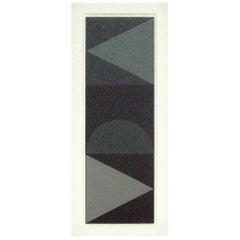 Gordon House 'Series 8 Vertical Tri Motif (i)' Screenprint
