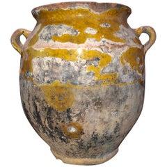 19th Century French Confit Jar