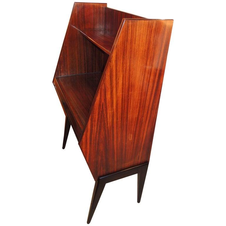 Midcentury Italian Rosewood Desk