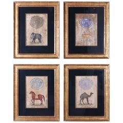 Jaipur Animal Watercolors