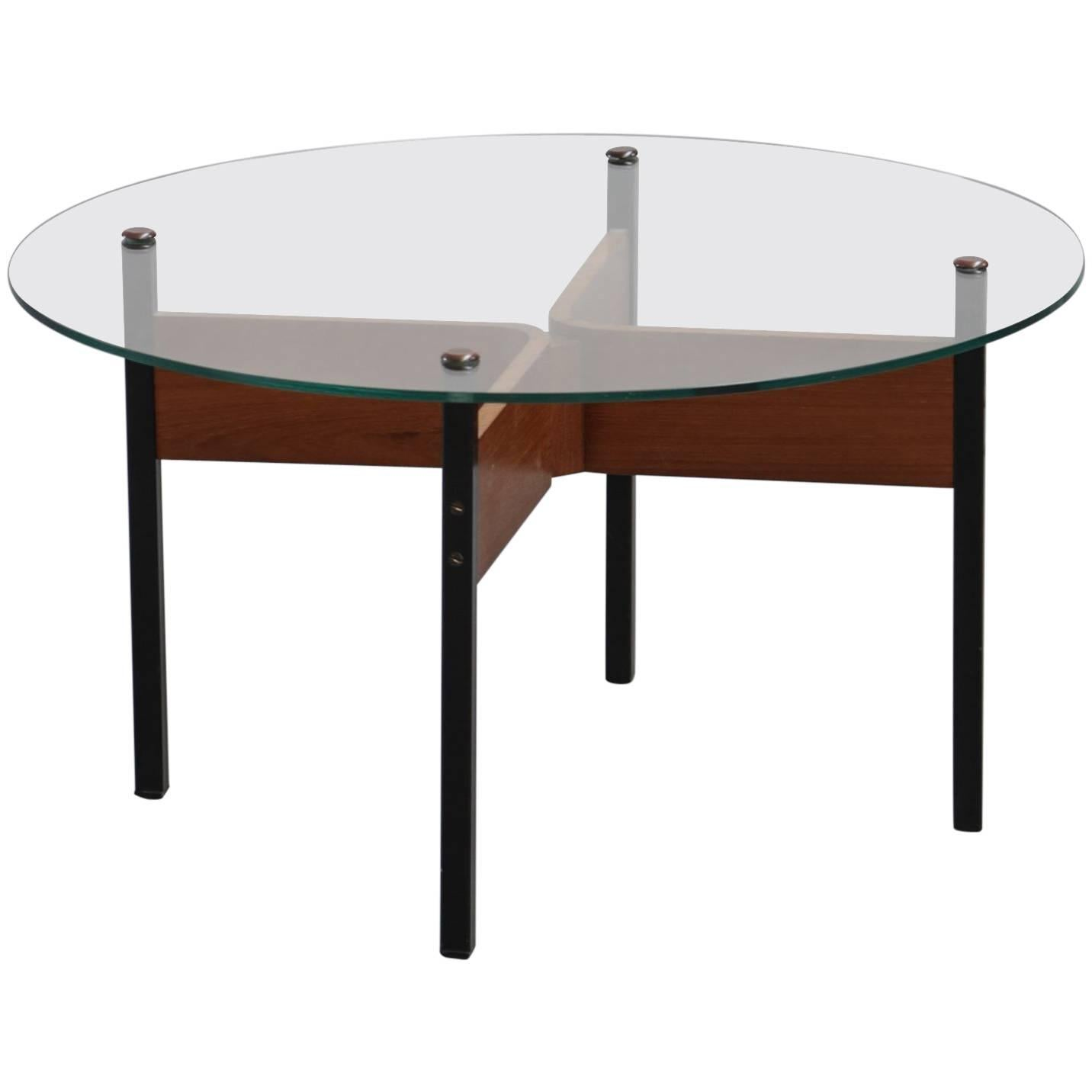 Small Modern Coffee Table, 1960s