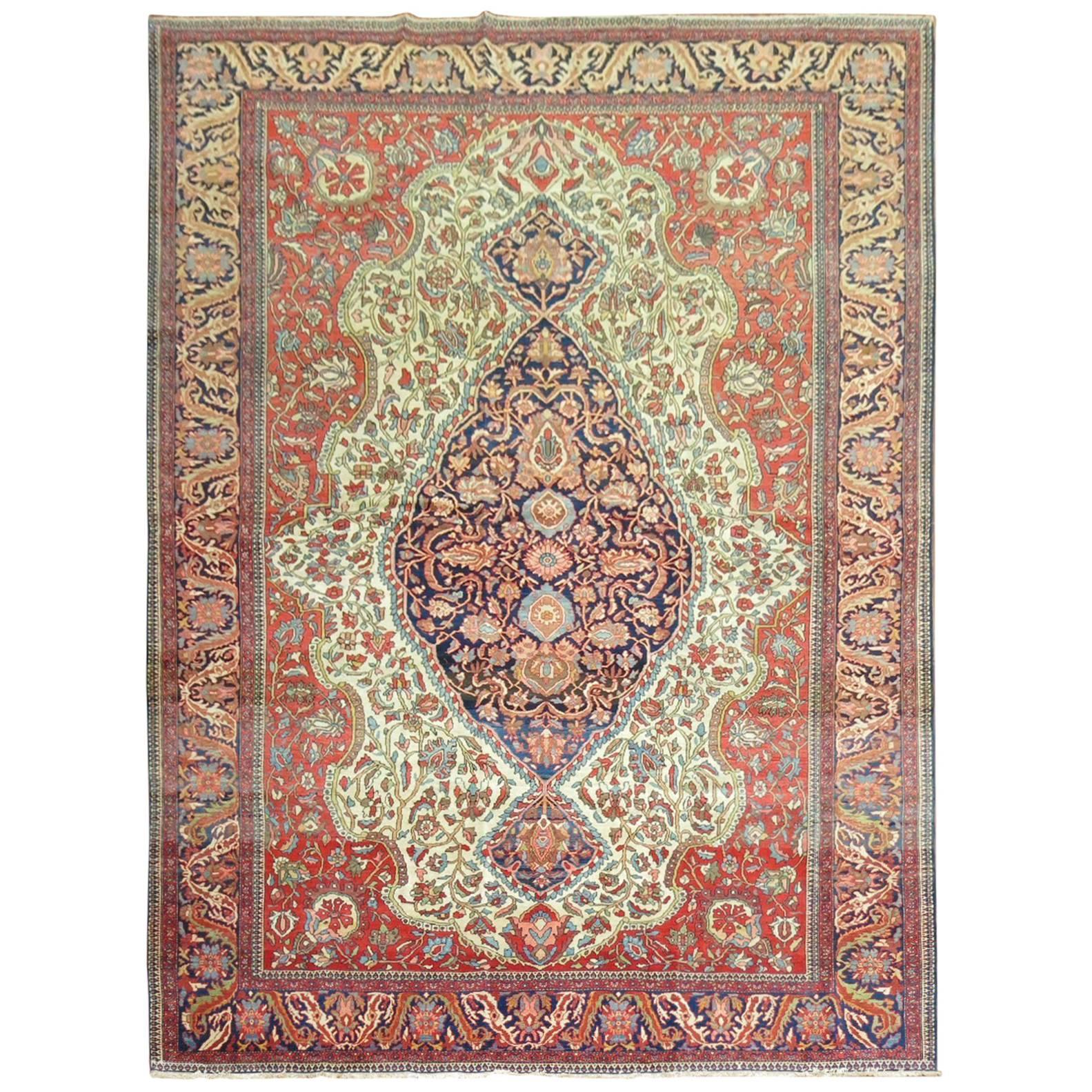 Persian Sarouk Ferahan Rug