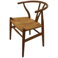 Klassik Hans Wegner Wishbone Chair in Oak