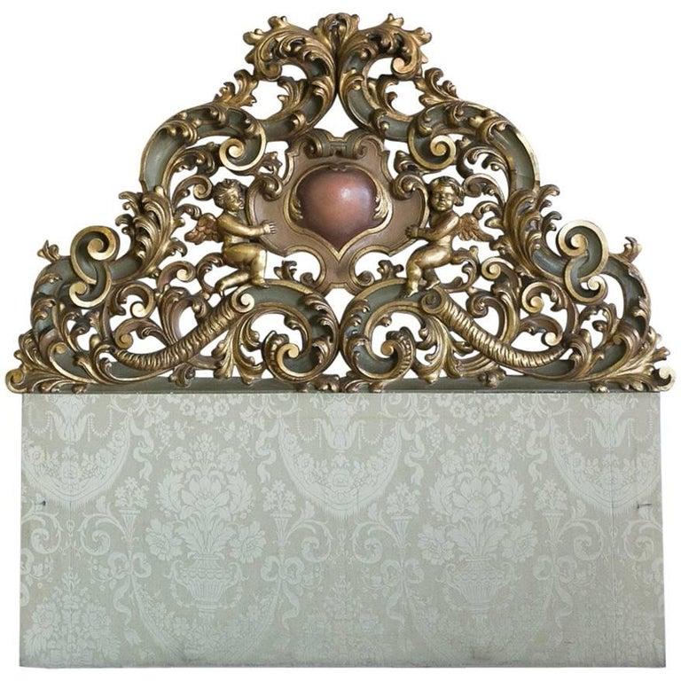 Italian Baroque Headboard