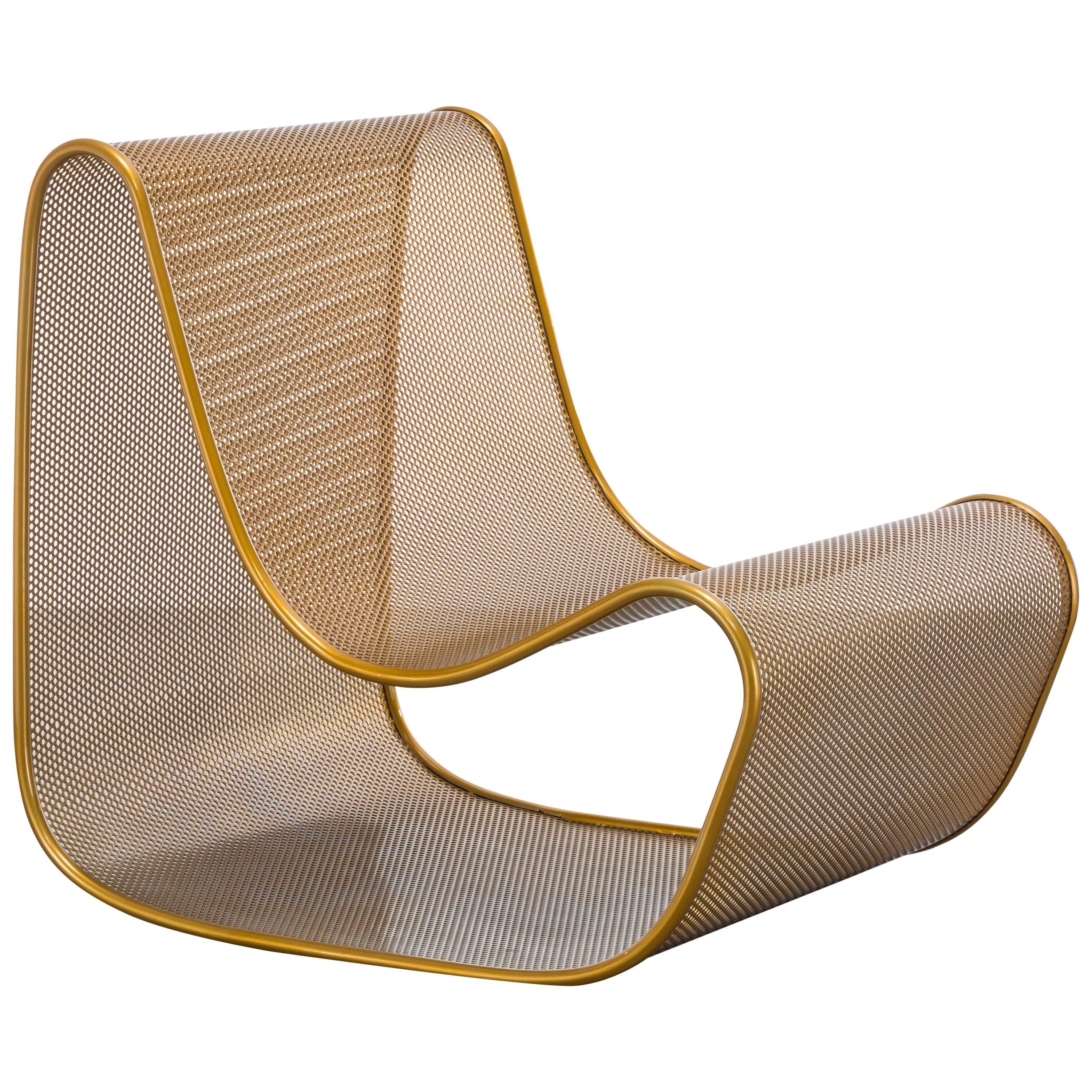 Solange Chair Gold