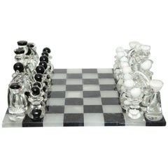 Murano Glass Chess Set