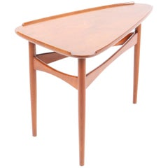 Side Table by Cabinet Maker Peder Pedersen
