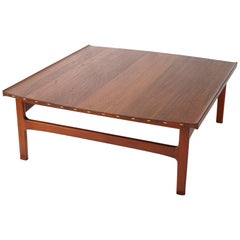 Tove & Edvard Kindt-Larsen Teak Coffee Table