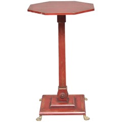 Early 20th Century Chinoiserie Occasional Table