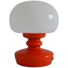 Midcentury Table Lamp from Kamenicky Šenov, Czech Republic, 1970s