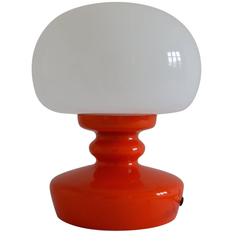 Midcentury Table Lamp from Kamenicky Šenov, Czech Republic, 1970s