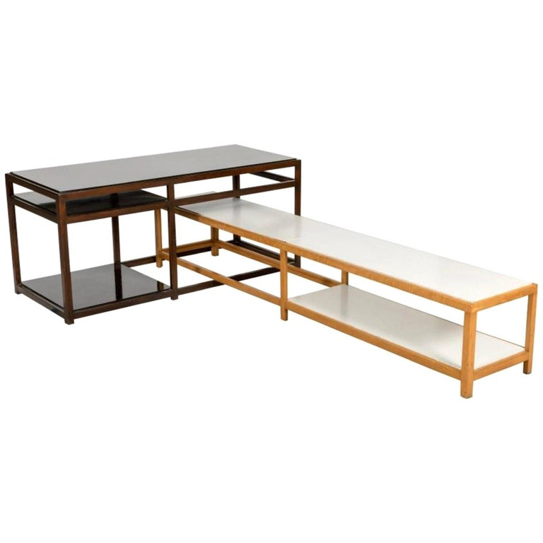 Dunbar Nesting Console Tables For Sale