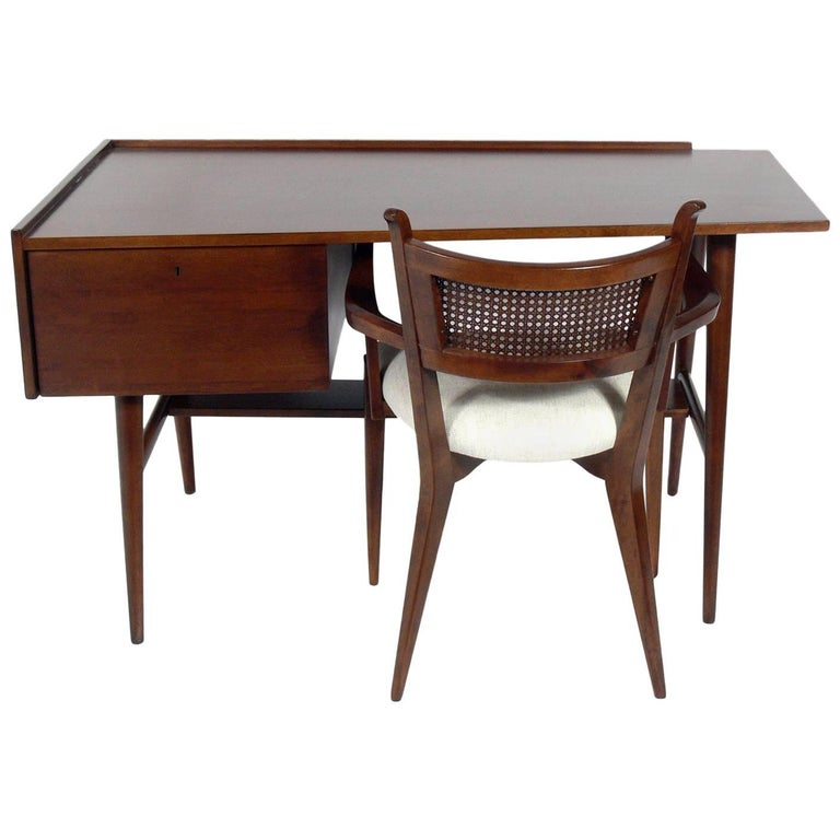Edmund Spence Desk and Chair
