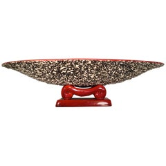 SEVRES FRANCE Art Deco 1930 Centerpiece in Ceramics