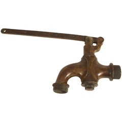 Antique French Wine Tap