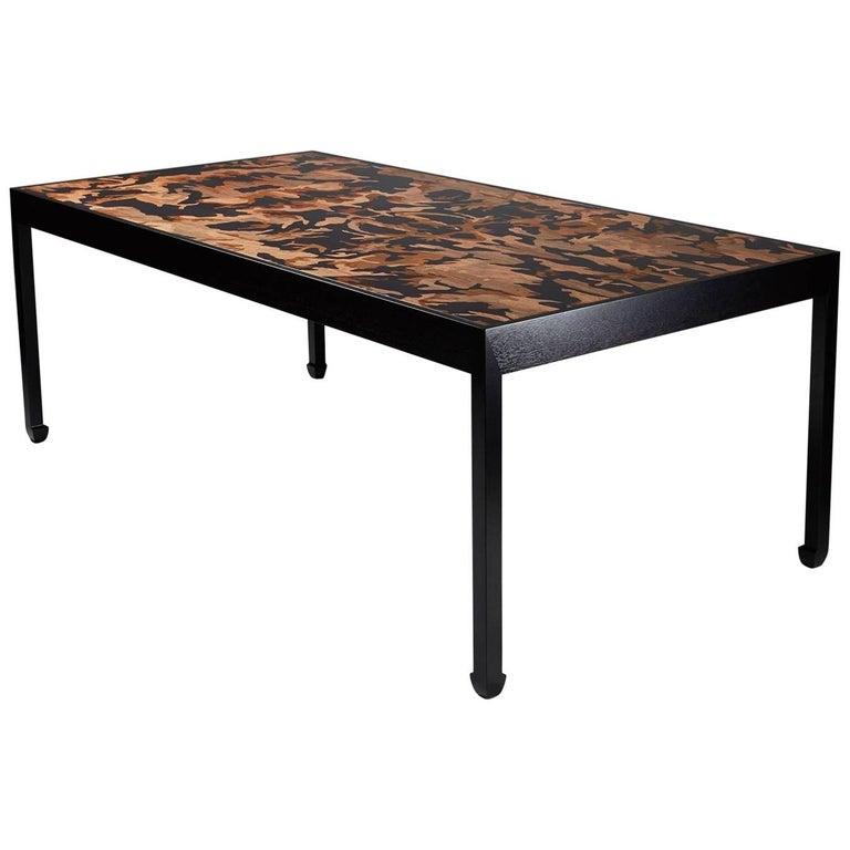 Dining Table Designed by Morten Höeg Larsen, Denmark, 2015