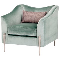 Ely Armchair by Francis Sultana