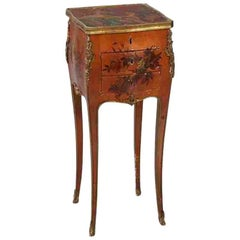 Antique Gilt Bronze-Mounted Side Table