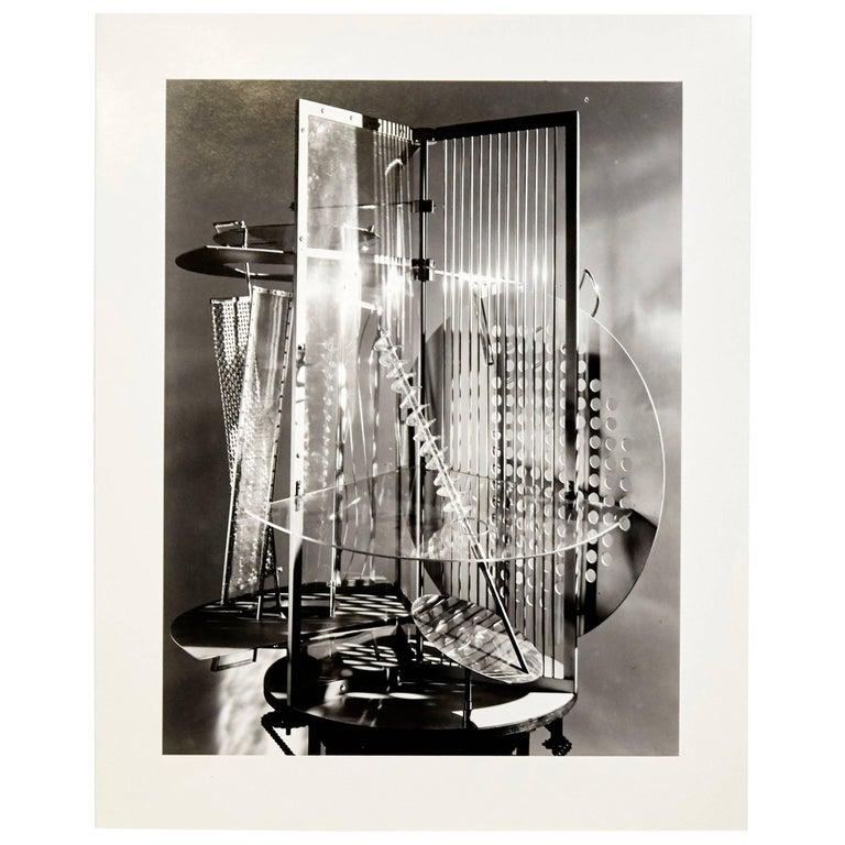 """László Moholy-Nagy """"Licht-Raum Modulationen"""" Photography"""