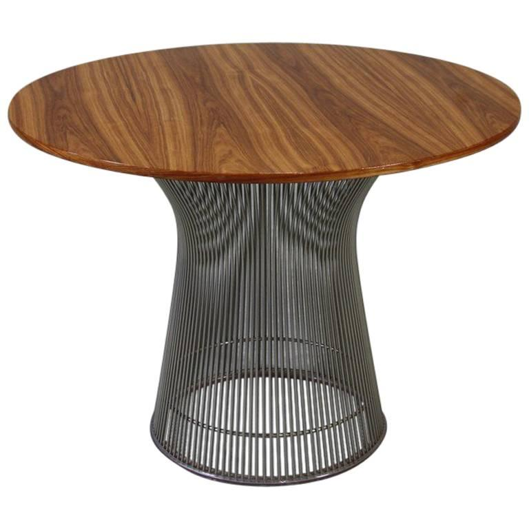 Side Table by Warren Platner, Knoll International