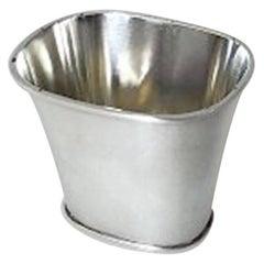 Hans Hansen Sterling Silver Cup #397A by Karl Gustav Hansen