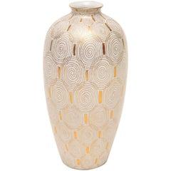 Jay Spectre Vase for Silvestri