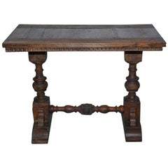 Vintage Jacobean Side Table