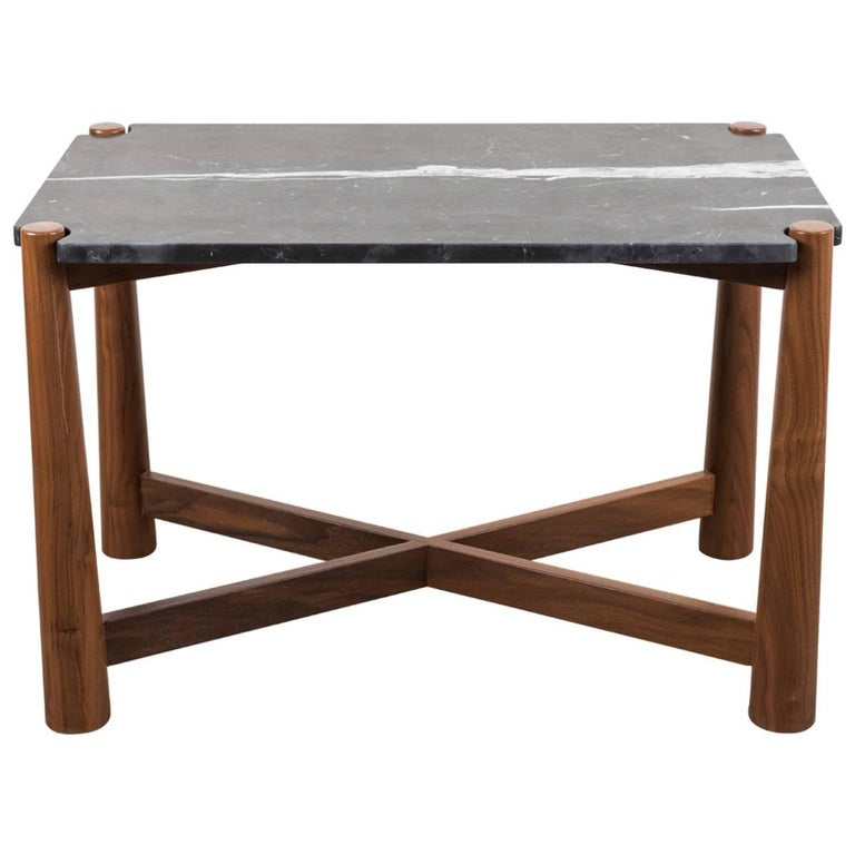 Bronson Side Table by Lawson-Fenning For Sale