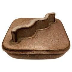 Lee Rosen Design Technics 1960s Ceramic Box