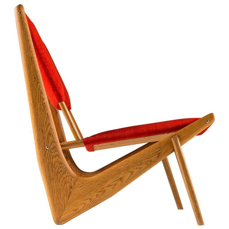 Scandinavian Easy Chair Model 233 by Bertil V. Behrman