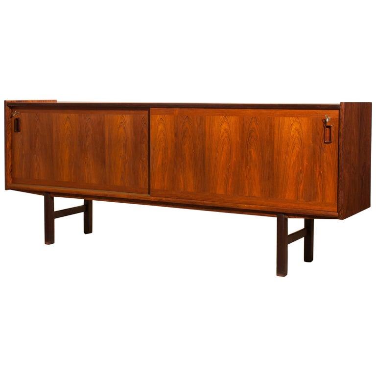 1950s, Rosewood Sideboard by Gunni Omann for Omann Jun