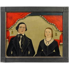 Portrait of Husband and Wife