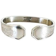 Hans Hansen Silver Napkin Ring #3