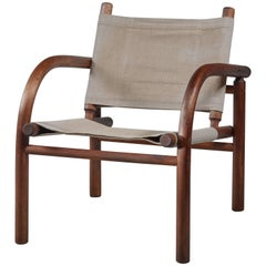 Ben af Schulten Lounge Chair for Artek, Finland, 1970s