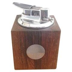 Hans Hansen Sterling Silver Palisander Lighter